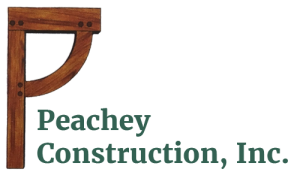 Peachy Construction Logo